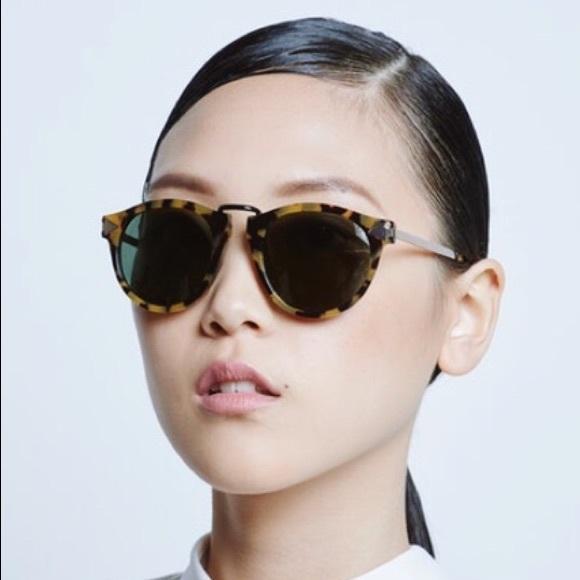24253e42486 Karen Walker Accessories - Karen Walker Helter Skelter Sunglasses
